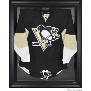 Pittsburgh Penguins Fanatics Authentic Black Framed Jersey Display Case