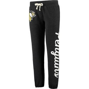 Women's Pittsburgh Penguins G-III 4Her by Carl Banks Black Scrimmage Pants
