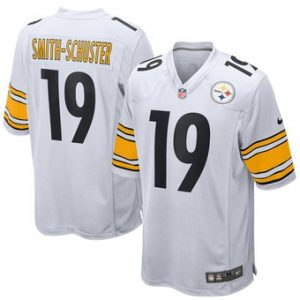 JuJu Smith-Schuster Pittsburgh Steelers Nike Youth 2018 Game Jersey – White